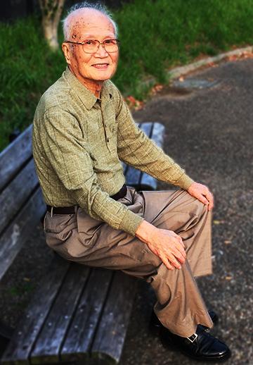 嶋西浅尾(2015年撮影)